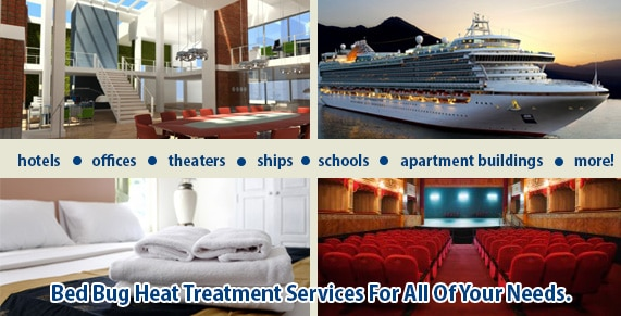 Bed Bug pictures NJ, Bed Bug treatment NJ, Bed Bug heat NJ
