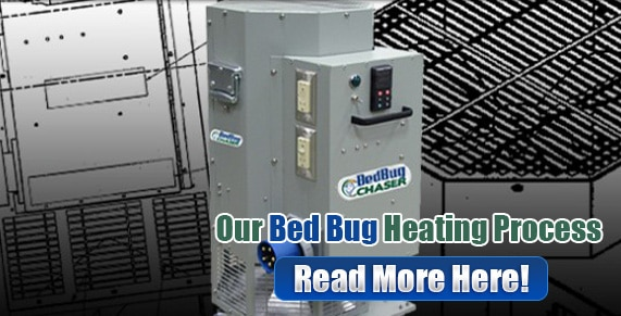 #1 rated Bed Bug Heat treatments NJ Manhattan NYC Westchester County